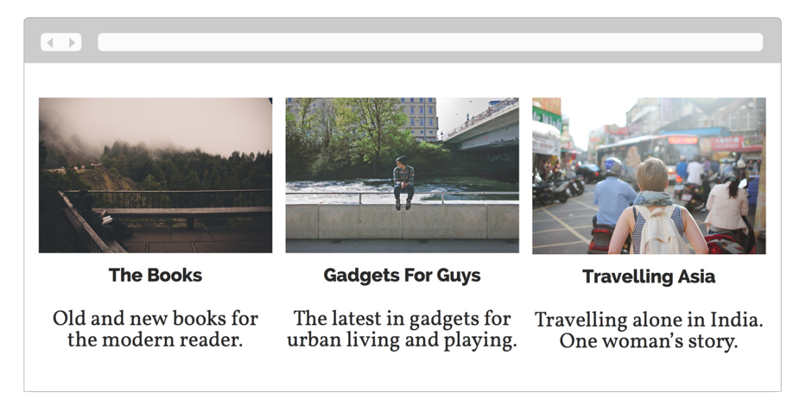 Newsreel Section - Details Theme
