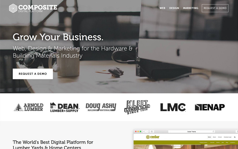 Composite Digital Platform