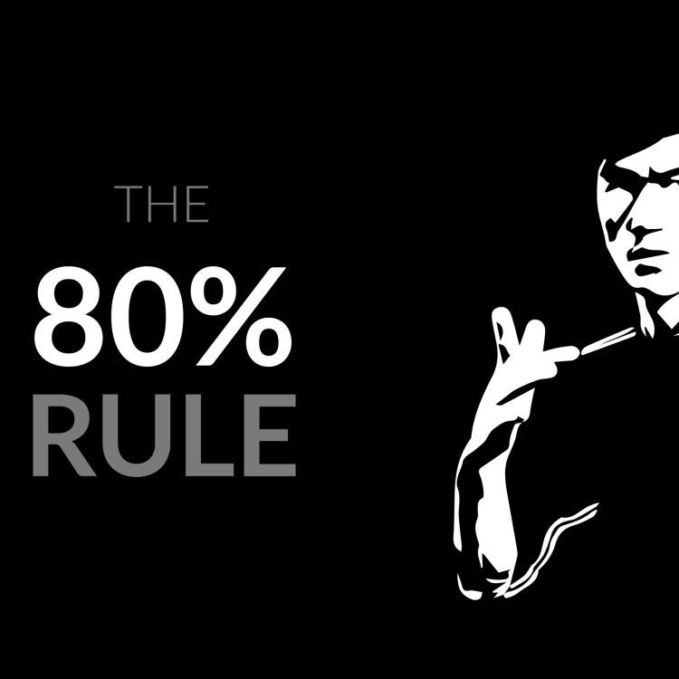 The 80% Rule of Software Platforms