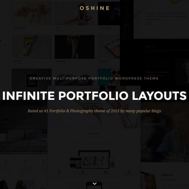 OShine Theme for WordPress and PageLines