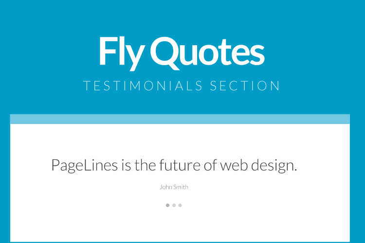 Fly Quotes Screenshot