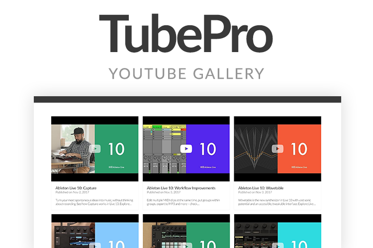 TubePro Screenshot